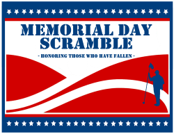 memorial day scramble sm